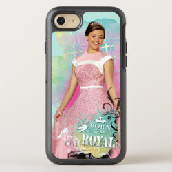 OtterBox Apple iPhone 7 Symmetry Case with Descendants Audrey: Born to Be Royal design