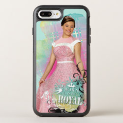 OtterBox Apple iPhone 7 Plus Symmetry Case with Descendants Audrey: Born to Be Royal design
