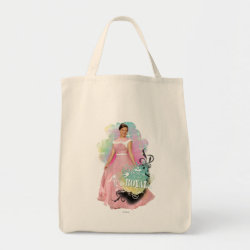 Grocery Tote with Descendants Audrey: Born to Be Royal design