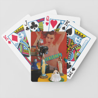 Audrey Playing Cards