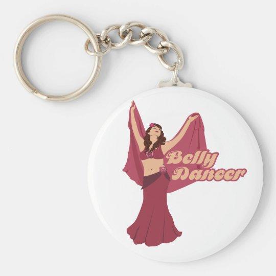 Audrey Rose Belly Dancer Keychain