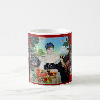 Audrey's Audible Alfresco Refreshment Coffee Mug
