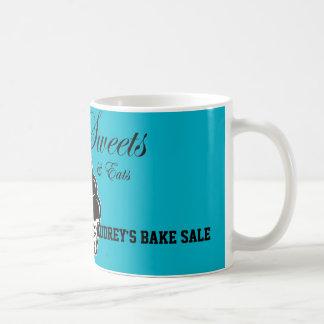 Audrey's Sassy Sweets Bake Sale Coffee Mug