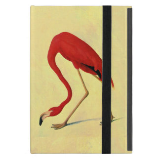 Audubon American Flamingo Painting iPad Mini Cover