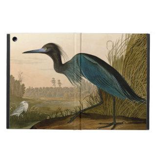 Audubon Blue Crane Heron Birds of America Cover For iPad Air