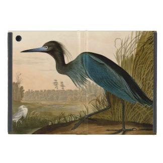 Audubon Blue Crane Heron Birds of America Cases For iPad Mini