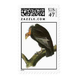 Audubon California Condor Postage