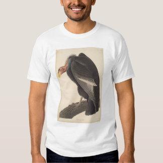 Audubon California Vulture (2609A) Tshirts