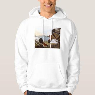 Audubon: Canvasback Hoodie