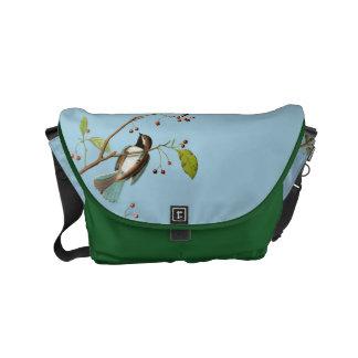 Audubon: Chickadee Small Messenger Bag