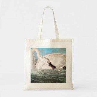Audubon: Cisne de trompetista Bolsa Tela Barata