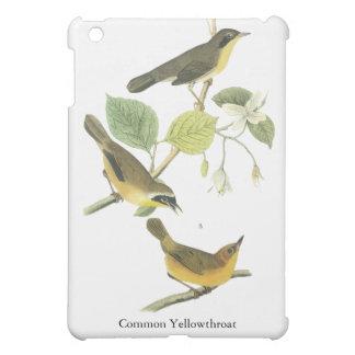 Audubon Common Yellowthroat Case For The iPad Mini