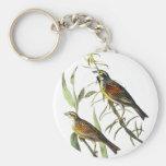 Audubon Dickcissel Key Chains