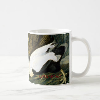Audubon: Eider Duck Coffee Mug
