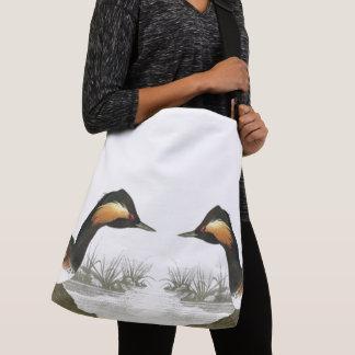 Audubon Grebe Birds Wildlife Wetlands Tote Bag