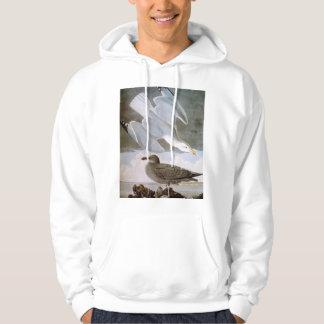 Audubon: Herring Gull Hoodie