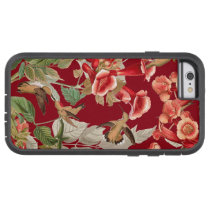 Audubon Hummingbird Birds Flowers Wildlife Animals Tough Xtreme iPhone 6 Case
