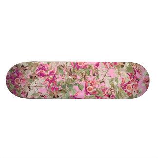 Audubon Hummingbird Birds Wildlife Flowers Floral Skateboard