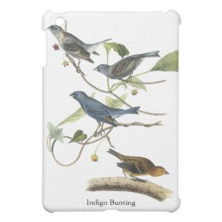 Audubon Indigo Bunting iPad Mini Covers