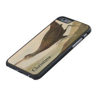 Audubon: Limpkin Carved Maple iPhone 6 Slim Case
