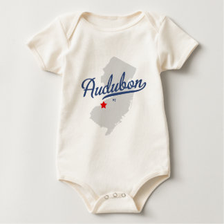 Audubon New Jersey NJ Shirt