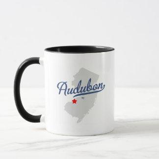 Audubon New Jersey NJ Shirt Mug