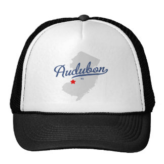 Audubon New Jersey NJ Shirt Trucker Hat