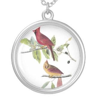 Audubon Northern Cardinal Custom Jewelry