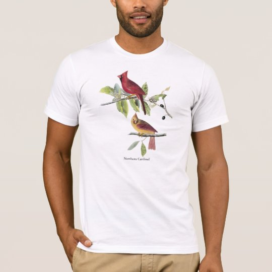 Audubon Northern Cardinal T-Shirt