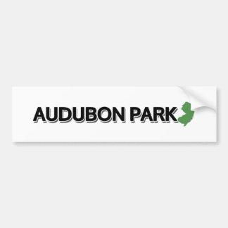 Audubon Park, New Jersey Bumper Sticker