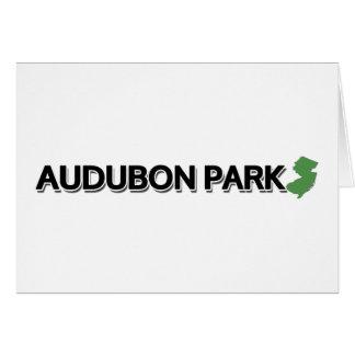 Audubon Park, New Jersey Card