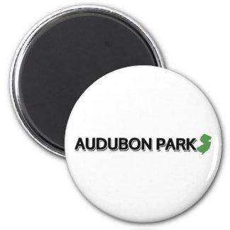 Audubon Park, New Jersey Magnet
