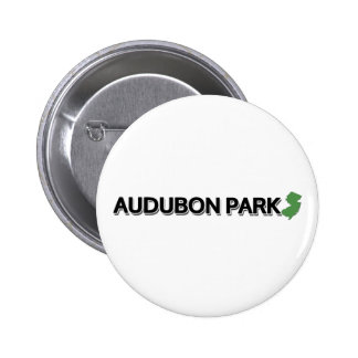 Audubon Park, New Jersey Pinback Button