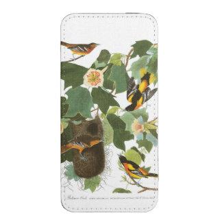 Audubon Plate 12 Baltimore Oriole iPhone 5 Pouch