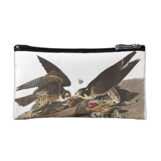 Audubon Plate 16 Great-footed Hawk Cosmetic Bag