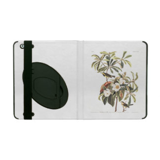 Audubon Plate 185 Bachman's Warbler iPad Cover