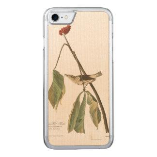 Audubon Plate 19 Louisiana Water Thrush Carved iPhone 7 Case