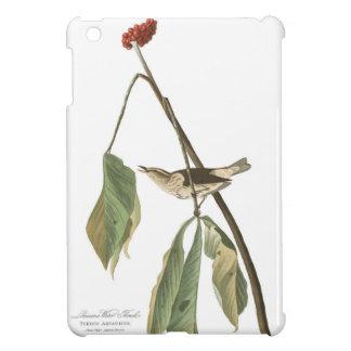 Audubon Plate 19 Louisiana Water Thrush Cover For The iPad Mini