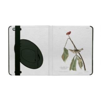 Audubon Plate 19 Louisiana Water Thrush iPad Folio Cases