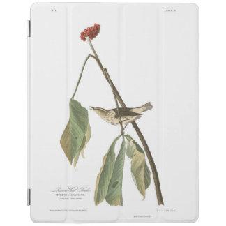 Audubon Plate 19 Louisiana Water Thrush iPad Smart Cover