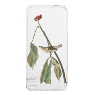 Audubon Plate 19 Louisiana Water Thrush iPhone SE/5/5s/5c Pouch