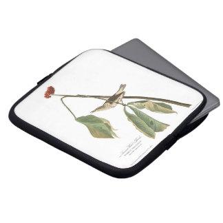 Audubon Plate 19 Louisiana Water Thrush Laptop Sleeves