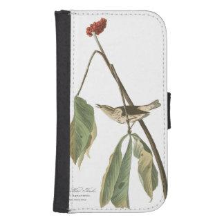 Audubon Plate 19 Louisiana Water Thrush Phone Wallet