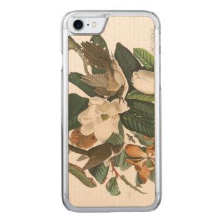 Audubon Plate 32 Black-billed Cuckoo Carved iPhone 8/7 Case