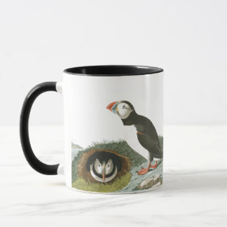 Audubon Puffin Birds Wildlife Ocean Mug