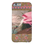Audubon Roseate Spoonbill Bird Vintage Print Barely There iPhone 6 Case