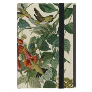 Audubon Ruby Throated Hummingbirds Case For iPad Mini
