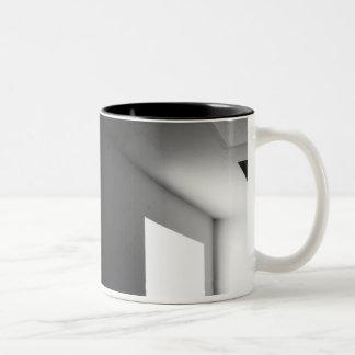 audubon terrace Two-Tone coffee mug