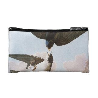 Audubon: Tree Swallow Cosmetic Bag