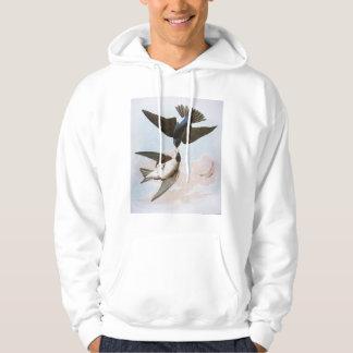 Audubon: Tree Swallow Hoodie